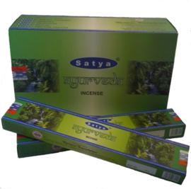Ayurveda Wierook Satya