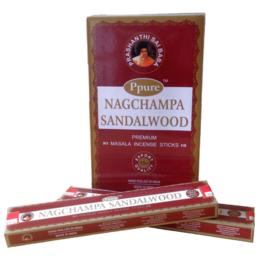 Nag Champa Sandalwood wierook