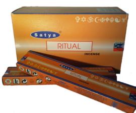 Ritual Wierook Satya