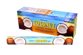 Coconut  Wierook Darshan