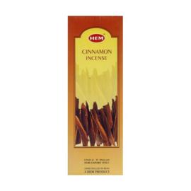 Cinnamon HEM wierook (Kaneel)