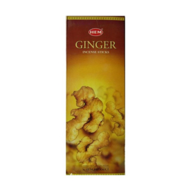 Ginger HEM wierook