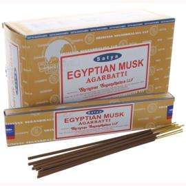 Egyptian Musk wierook Satya