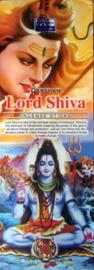 Lord Shiva Wierook Darshan