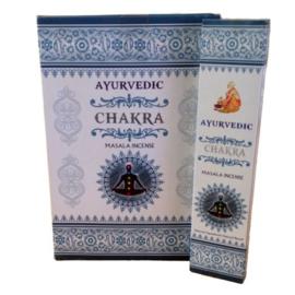 Ayurvedische Wierook - Chakra