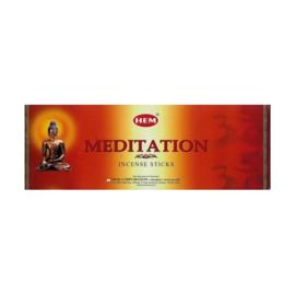 Meditation HEM wierook