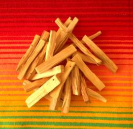 Palo Santo stokjes (100 gram)