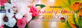 Festival of Flowers Wierook Darshan