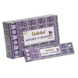 Goloka Nature's Lavender wierook