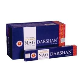 Golden Nag Darshan Wierook