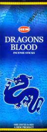 Dragons Blood HEM wierook (Blauw)