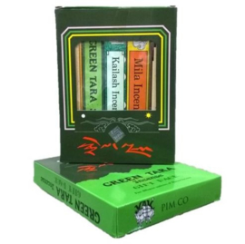Green Tara Gift Pack - Tibetaanse Wierook