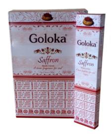 Goloka Saffron wierook