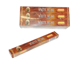 White Musk Wierook (mini)