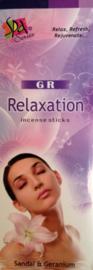 Relaxation Wierook GR