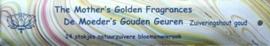 Zuiveringshout Goud Wierook - de Moeder's Geuren