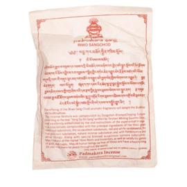 Tibetaanse wierookpoeder Riwo Sangchod