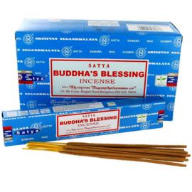 Buddha's Blessing wierook Satya