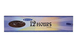 12 Hours Wierook Satya (30 gram)