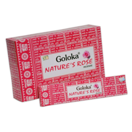 Goloka Nature's Rose wierook