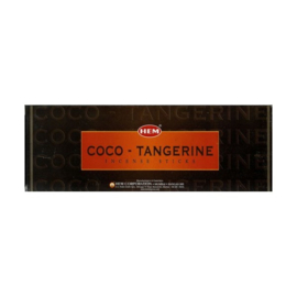 Coco Tangerine HEM wierook