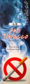 Anti-Tabak wierook GR