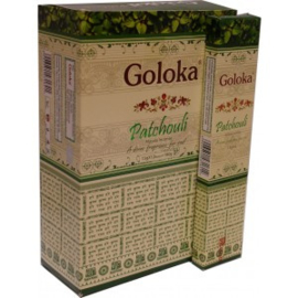 Goloka Patchouli wierook