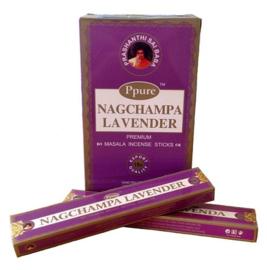 Nag Champa Lavender wierook