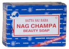Nag Champa Zeep Satya (75 gram)