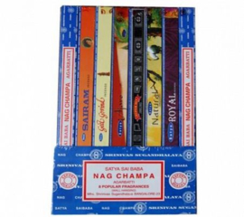 Nag Champa 8 Geuren Collectie
