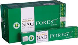 Golden Nag Forest Wierook