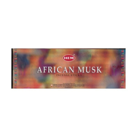 African Musk HEM wierook