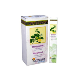 Bergamot-Patchouli Incensum Wierook