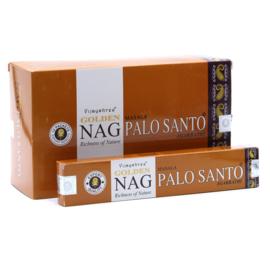 Golden Nag Palo Santo Wierook