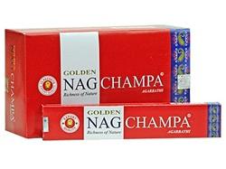 Golden Nag Champa Wierook
