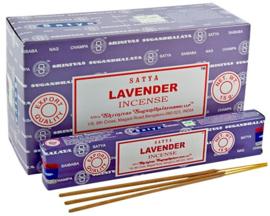Lavender wierook Satya