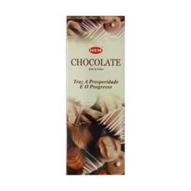 Chocolate HEM wierook