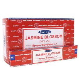 Jasmine Blossom wierook Satya
