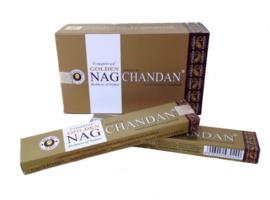 Golden Nag Chandan Wierook
