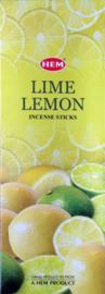 Lime Lemon HEM wierook