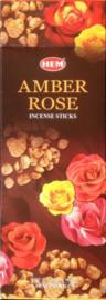 Amber Rose HEM wierook