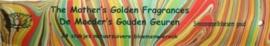 Sinaasappelbloesem Goud Wierook - de Moeder's Geuren