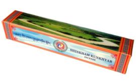 Shinkham KunKhyab Tibetaanse wierook (klein)