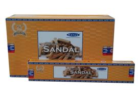 Supreme Sandal wierook Satya