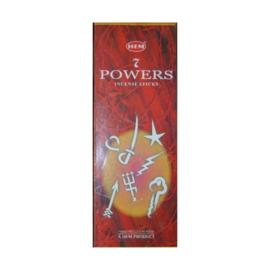 7 Powers HEM wierook