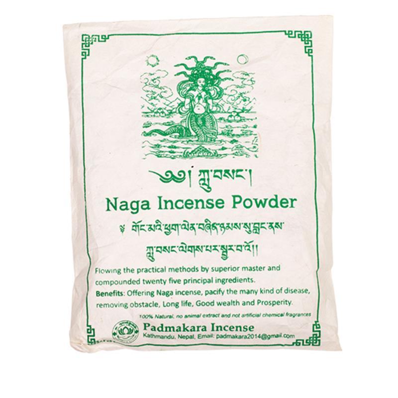 Tibetaans Wierookpoeder Naga