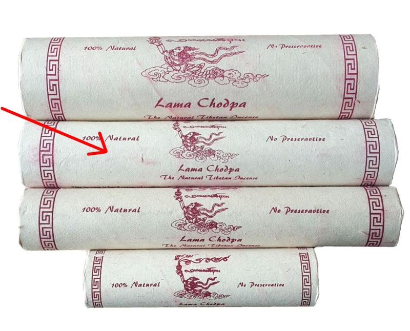 Lama Chodpa Bloemen wierook (Large)