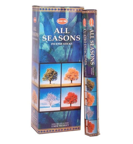 All Seasons HEM wierook
