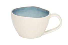 Kopje Wit met Blauw