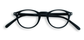 Izipizi, leesbril, model A, zwart
